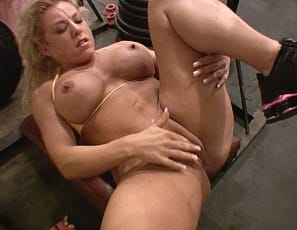 Ashlee chambers wild kat amazon alura get physical 1 of 2 - 2 part 4
